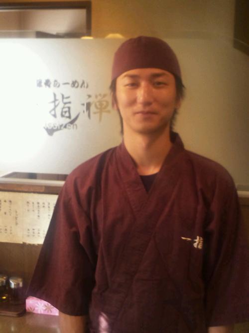 本川越店店長